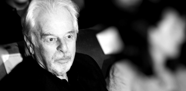 Alejandro Jodorowsky; photo by Adrian Araya