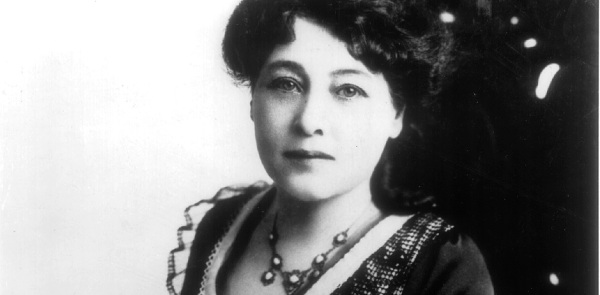 Alice Guy-Blaché, the first female filmmaker.