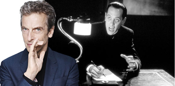 "Peter Capaldi's short film, ""Franz Kafka's It's a Wonderful Life"", starring Richard E. Grant, won the 1995 Oscar for best live action short."